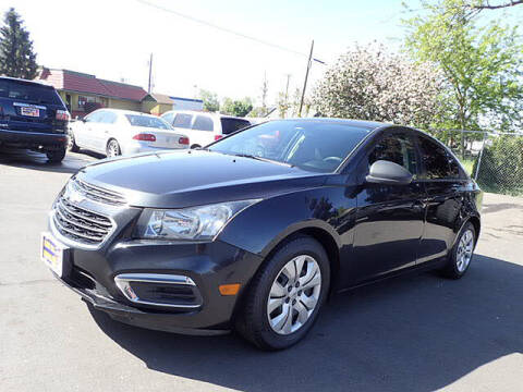 2016 Chevrolet Cruze Limited for sale at Tommy's 9th Street Auto Sales in Walla Walla WA