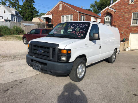 2014 Ford E-Series Cargo for sale at Kneezle Auto Sales in Saint Louis MO