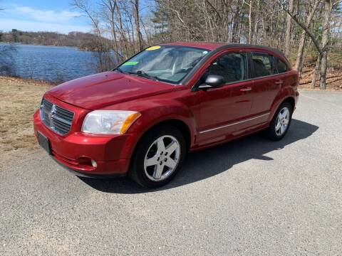 2007 Dodge Caliber for sale at Elite Pre-Owned Auto in Peabody MA