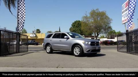2014 Dodge Durango for sale at Westland Auto Sales in Fresno CA