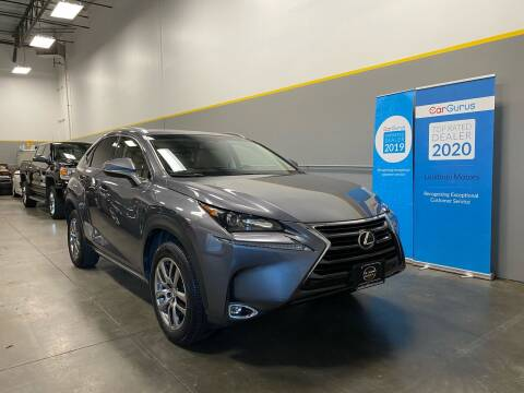 2015 Lexus NX 200t for sale at Loudoun Motors in Sterling VA
