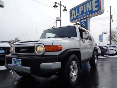 2008 Toyota FJ Cruiser for sale at Alpine Auto Sales in Salt Lake City UT