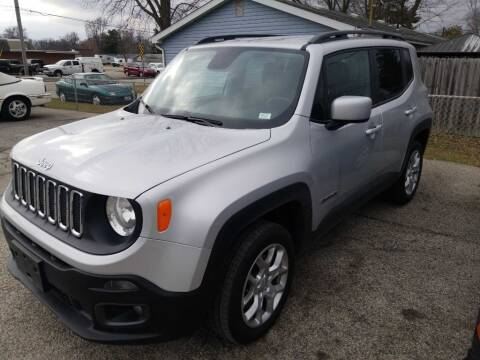 2016 Jeep Renegade for sale at Springfield Select Autos in Springfield IL