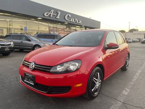 2010 Volkswagen Golf for sale at A1 Carz, Inc in Sacramento CA