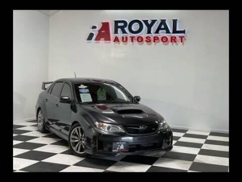 2013 Subaru Impreza for sale at Royal AutoSport in Sacramento CA
