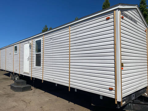 2017 Friends 48' X 8' Modular Home for sale at Dorn Brothers Truck and Auto Sales in Salem OR