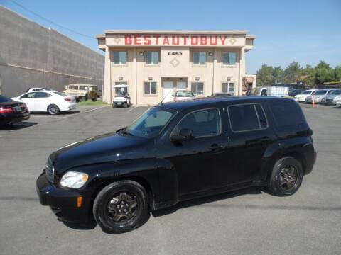 2010 Chevrolet HHR for sale at Best Auto Buy in Las Vegas NV