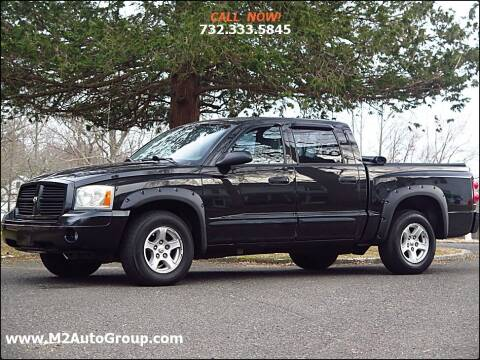 2006 Dodge Dakota for sale at M2 Auto Group Llc. EAST BRUNSWICK in East Brunswick NJ
