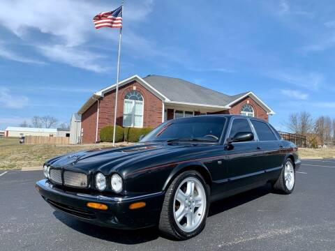 1998 Jaguar XJR for sale at HillView Motors in Shepherdsville KY