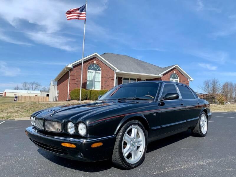 1998 Jaguar XJR for sale at HillView Motors in Shepherdsville KY