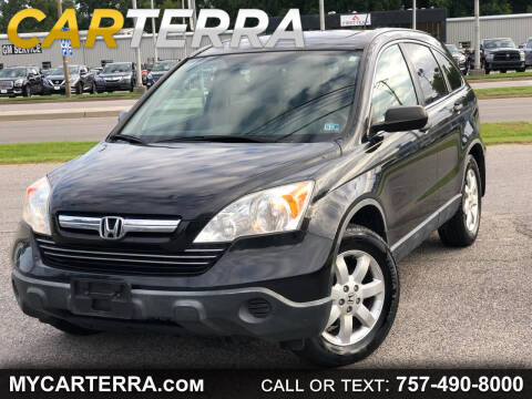 2007 Honda CR-V for sale at Carterra in Norfolk VA