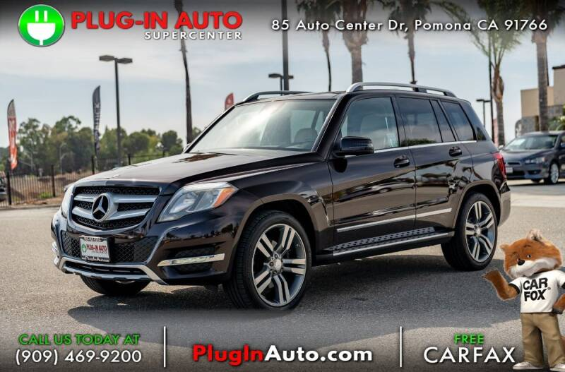 2013 Mercedes-Benz GLK for sale in Pomona, CA