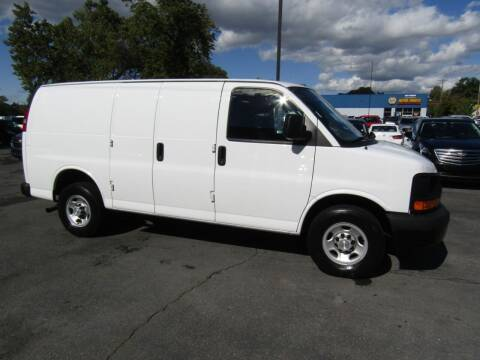 2016 Chevrolet Express Cargo for sale at 2010 Auto Sales in Troy NY