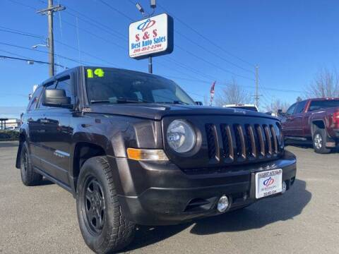 2014 Jeep Patriot for sale at S&S Best Auto Sales LLC in Auburn WA