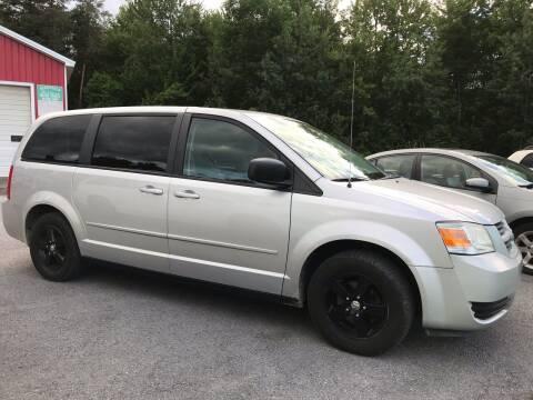2009 Dodge Grand Caravan for sale at Walton's Motors in Gouverneur NY