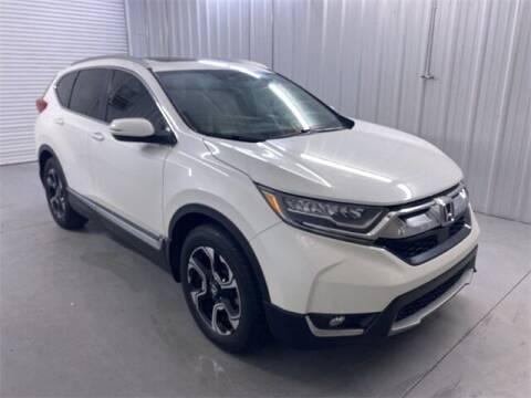 2018 Honda CR-V for sale at JOE BULLARD USED CARS in Mobile AL