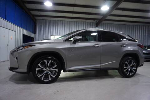 2017 Lexus RX 350 for sale at SOUTHWEST AUTO CENTER INC in Houston TX