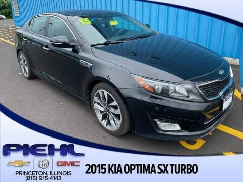 2015 Kia Optima for sale at Piehl Motors - PIEHL Chevrolet Buick Cadillac in Princeton IL