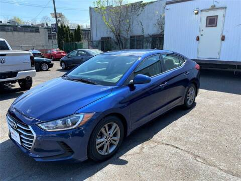 2018 Hyundai Elantra for sale at Exem United in Plainfield NJ