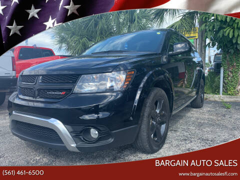 2018 Dodge Journey for sale at Bargain Auto Sales in West Palm Beach FL