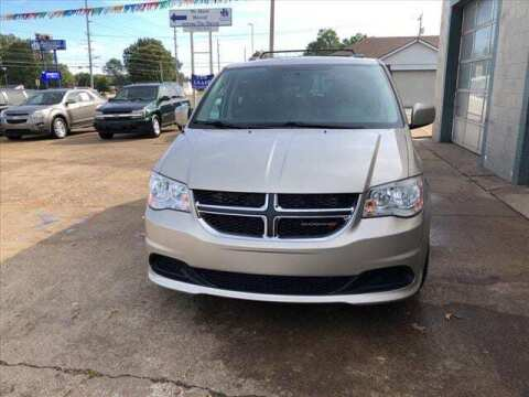 2014 Dodge Grand Caravan for sale at Herman Jenkins Used Cars in Union City TN