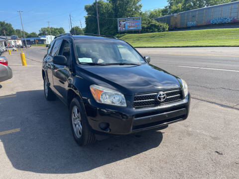 2006 Toyota RAV4 for sale at Ideal Cars in Hamilton OH