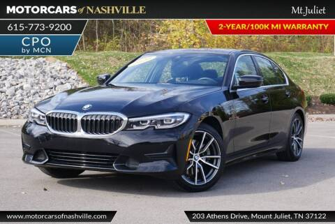 2020 BMW 3 Series for sale at MotorCars of Nashville in Mount Juliet TN