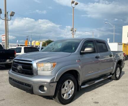 2012 Toyota Tundra for sale at MANA AUTO SALES in Miami FL