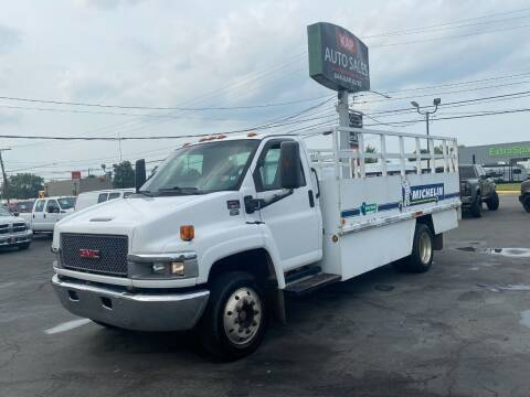 2004 GMC C4500 for sale at KAP Auto Sales in Morrisville PA