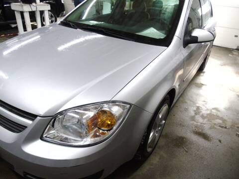 2007 Chevrolet Cobalt for sale at C&C AUTO SALES INC in Charles City IA