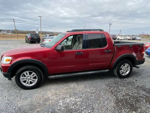 2007 Ford Explorer Sport Trac for sale at Tri-Star Motors Inc in Martinsburg WV