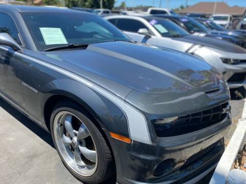 2010 Chevrolet Camaro for sale at San Jose Auto Outlet in San Jose CA