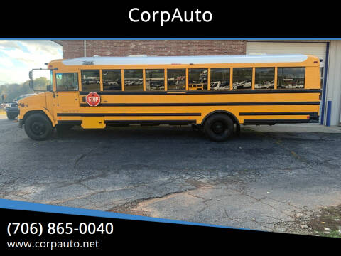 2007 Freightliner FS65 Chassis for sale at CorpAuto in Cleveland GA