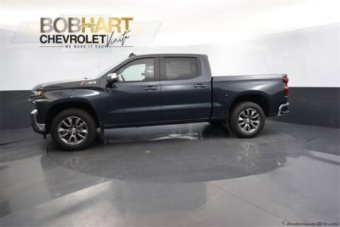 2021 Chevrolet Silverado 1500 for sale at BOB HART CHEVROLET in Vinita OK