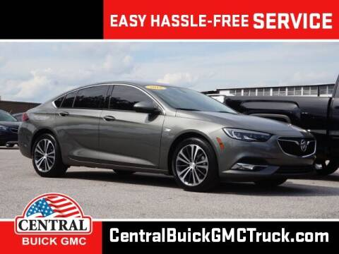 2018 Buick Regal Sportback for sale at Central Buick GMC in Winter Haven FL