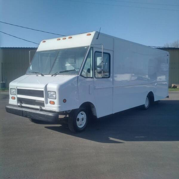 1997 Chevrolet P30 Utilimaster P1000 for sale at Tucson Motors in Sioux Falls SD