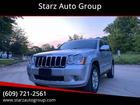 2010 Jeep Grand Cherokee for sale at Starz Auto Group in Delran NJ