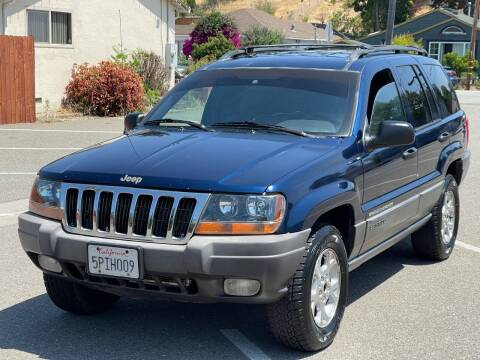 2000 Jeep Grand Cherokee for sale at JENIN MOTORS in Hayward CA