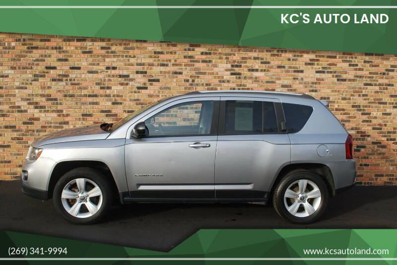 2016 Jeep Compass for sale at KC'S Auto Land in Kalamazoo MI