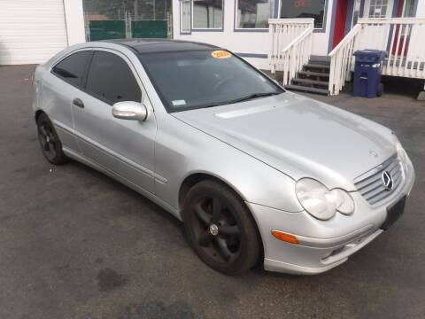 2002 Mercedes-Benz C-Class for sale at 777 Auto Sales and Service in Tacoma WA