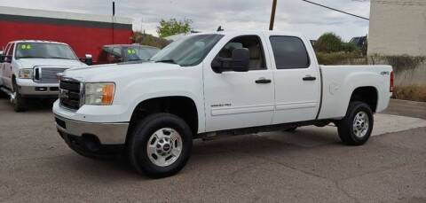 2011 GMC Sierra 2500HD for sale at Advantage Motorsports Plus in Phoenix AZ