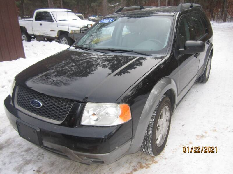 2005 Ford Freestyle for sale at SUNNYBROOK USED CARS in Menahga MN
