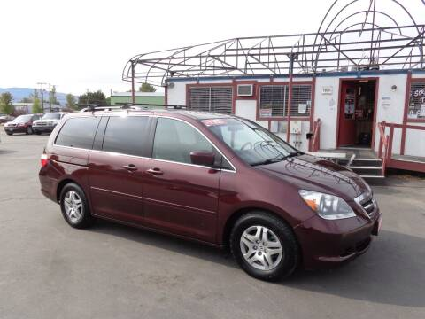 2007 Honda Odyssey for sale at Jim's Cars by Priced-Rite Auto Sales in Missoula MT