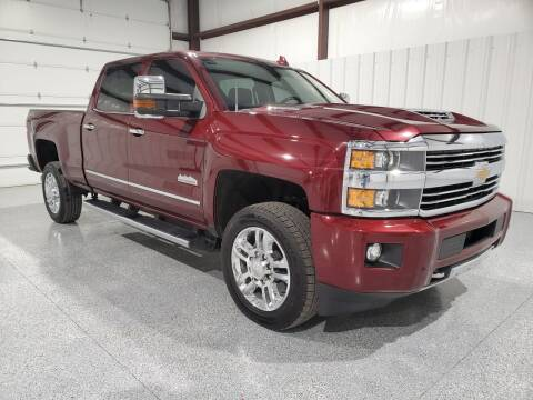 2017 Chevrolet Silverado 2500HD for sale at Hatcher's Auto Sales, LLC in Campbellsville KY