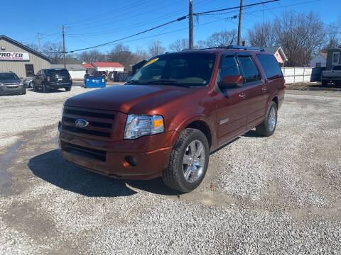 2009 Ford Expedition for sale at Approved Automotive Group in Terre Haute IN