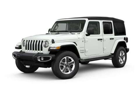 2018 Jeep Wrangler Unlimited for sale at Mann Chrysler Dodge Jeep of Richmond in Richmond KY