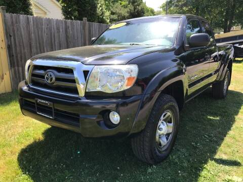 2010 Toyota Tacoma for sale at ALL Motor Cars LTD in Tillson NY