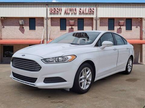 2014 Ford Fusion for sale at Best Auto Sales LLC in Auburn AL