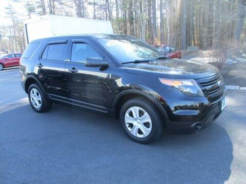 2014 Ford Explorer for sale at MC FARLAND FORD in Exeter NH