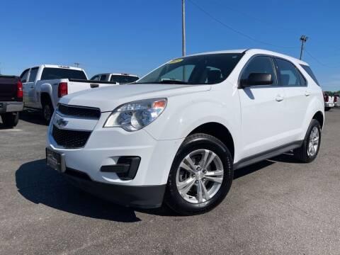 2015 Chevrolet Equinox for sale at Superior Auto Mall of Chenoa in Chenoa IL